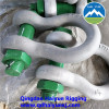 Drop forged US type G2130 G209 anchor bow shackle