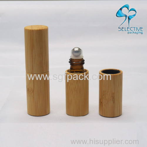 5ml empty glass roll on pefume bottle