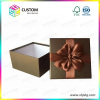 Rigid gift box and jewelry boxes