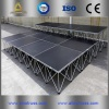Aluminum alloy Simple Event Stage Outdoor Concert Stage fashion show stage