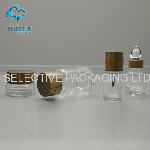 200ml clear cosmetic lotion bottle cream jar nail polish packaging olive oil container