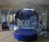 Hot Selling Giant Inflatale Snow Globe