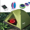 New Solar Camping Led Lantern Mobile Power Bank 4000mah