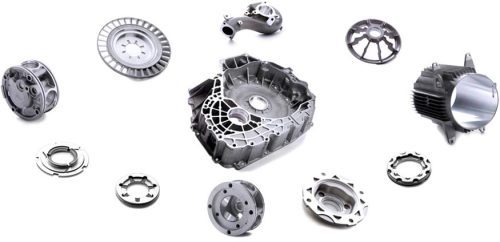 Medium project rapid prototyping soft tooling die casting parts