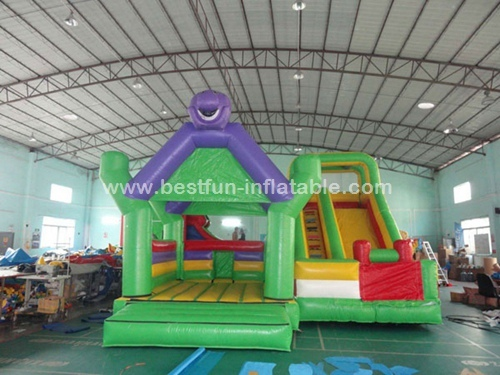 Amusement equipment inflatable combo for sale