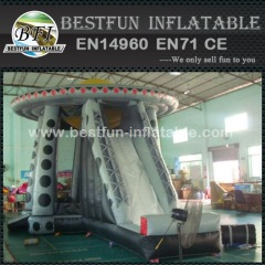 Inflatable UFO 3 in 1 Bounce House Combo