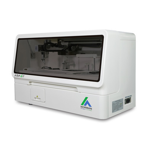 Chemiluminescence Reaction Test Fully Automatic Analyzer Blood Test Labs