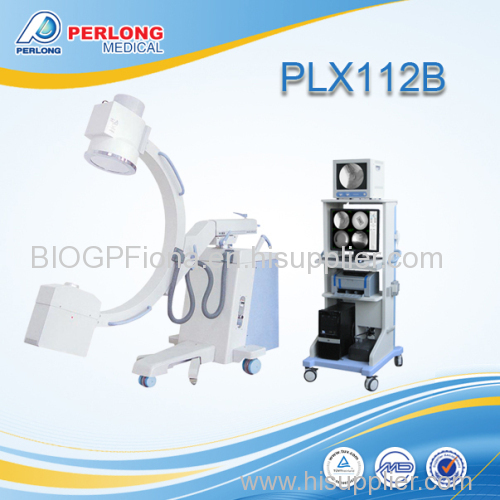 digital mobile c-arm x-ray machine