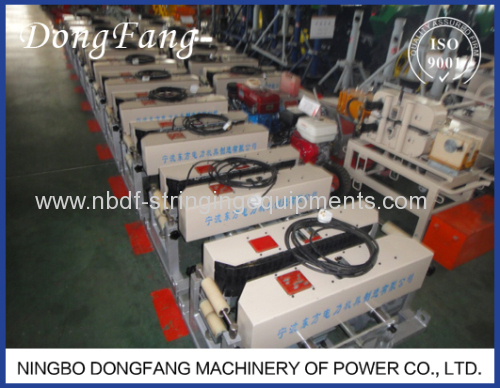 Cable Pusher for Underground Cable laying equipment