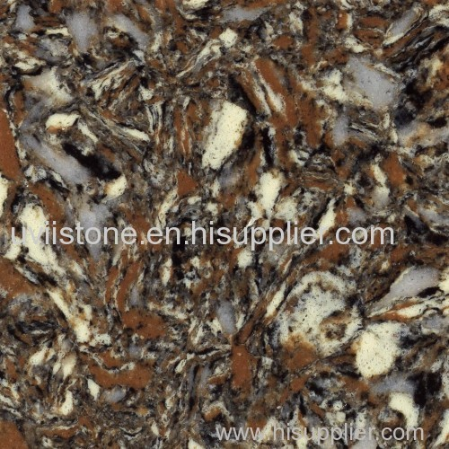 Acrylic stones kitchen cabinet quartz countertop wholesale