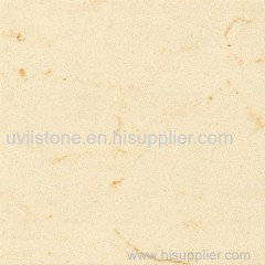 cream yellow kitchen countertop pre cut quartz countertop quartz slab