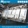 Oven back plate stamping die custom household appliance stamping mold / mould