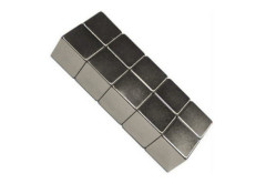 Permanent Linear Motor Magnets Block Strong Holding N48 Grade NdFeB
