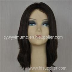 Human Virgin Remy Hair Jewish Wig
