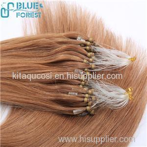 Top Quality 100% Remy Human Hair Extensions With Micro Beads