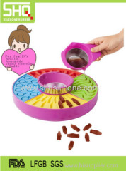 home use popular chocolate making soft candy machine