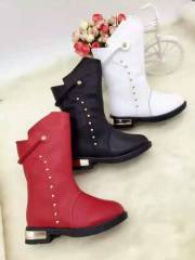 New Style Princess Boot with Diamonds