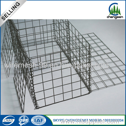 ASTM-A856 Hot Dipped Galvanized Welded Gabions