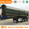 Hot Sale China Made New Design Tipper Trailer
