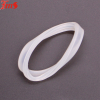epdm rubber sponge flitered sealing strip silicon rubber edging strips