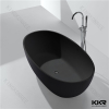 Hot sale solid surface free standing bath tub