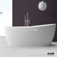Good quality solid surface bathtub wholesale