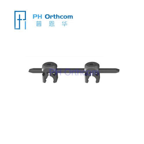 Crosslinks Pedicle Screws System AO Standard Screw-Rod System Spinal Screws Orthopedic Implants