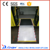 Manual Wheelchair Ramp For City Bus