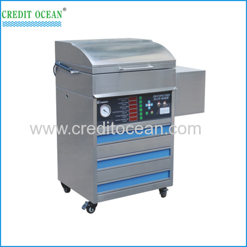 8 colors double-side high speed rotating trademark printing machine