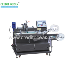 Credit Ocean fabric silk label screen printing machines