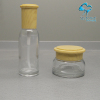 wtp water transfer printing GLASS BOTTLE