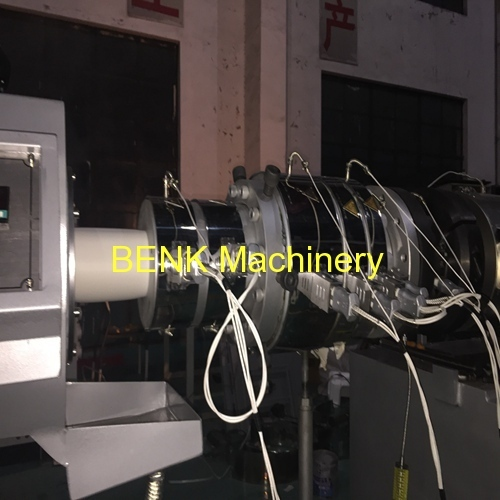 BENK Machinery China pvc pipe manufacturing machine cost  manufcture