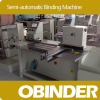 Obinder Semi-automatic book wire binding machine