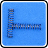 High quality spring steel compression spring from Bosi manufacture