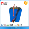 Prismatic rechargeable lithium ion battery 12v 120ah