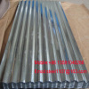 galvanized corrugated steel roofing wall sheet