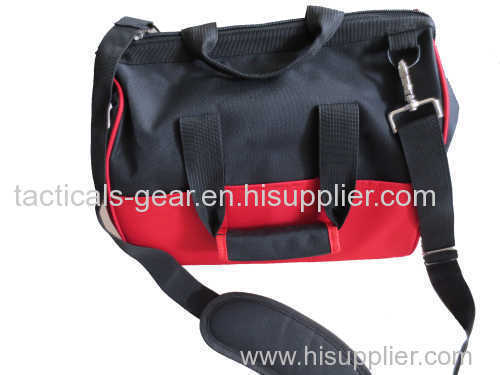 zipper tool bag with shouder strap