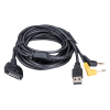 iPOD iPhone TO KENWOOD EXCELON DNX6960 NAVI AV CABLE