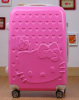 promotion collection suitcase pink hello kitty travel luggage hello kitty suitcase