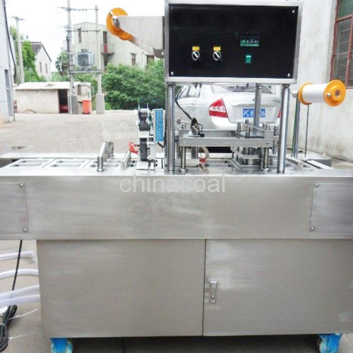 Automatic Cup Washing Filling And Sealing Machine Cup Filling And Sealing Machine
