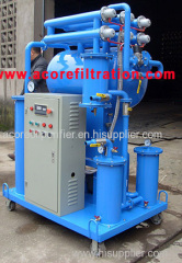 Single Vacuum Transformer Insulating Oil Purifier