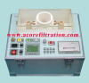 Breakdown Voltage Transformer Oil Tester