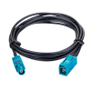 antenna adapter Fakra Z male to female RG174 200CM GPS Navigation Extension