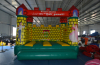 Medieval Style Inflatable Bouncer Castle