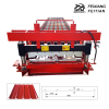roofing sheet machine building material machinery metal roofing roll forming machine