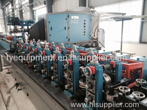 steel Pipe mill supplier in China
