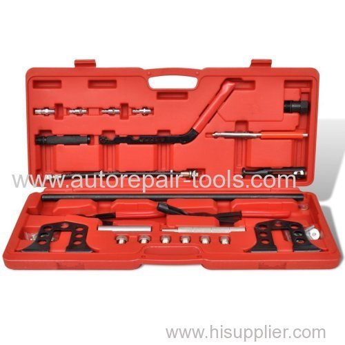 Cylinder Head Service Valve Stem Spring Compressor Removal Installer Set 8 16 24
