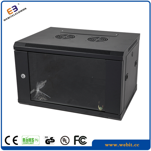 19'' single section wall mounted cabinet