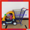 Best Selling Supermarket Plastic Shopping Child Toy Car