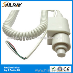 Two Step X-ray push button Switch for dental x-ray machine(4 Cores 5m)